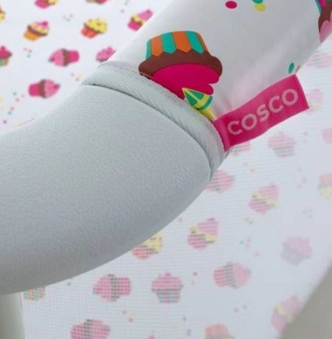 Cercadinho para bebê Cosco 1 mês de uso  - Foto 3