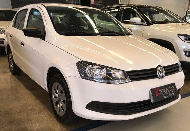 Volkswagen Voyage 1.6 MSI - Foto 3