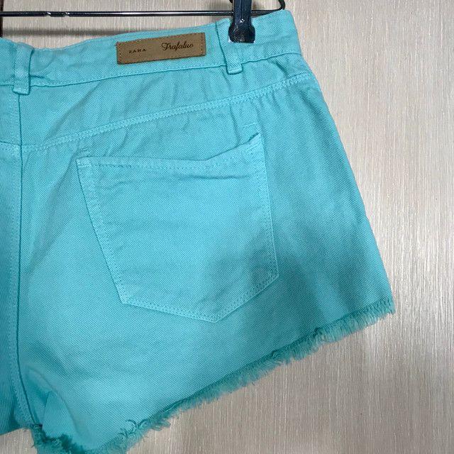 Short azul - Foto 2