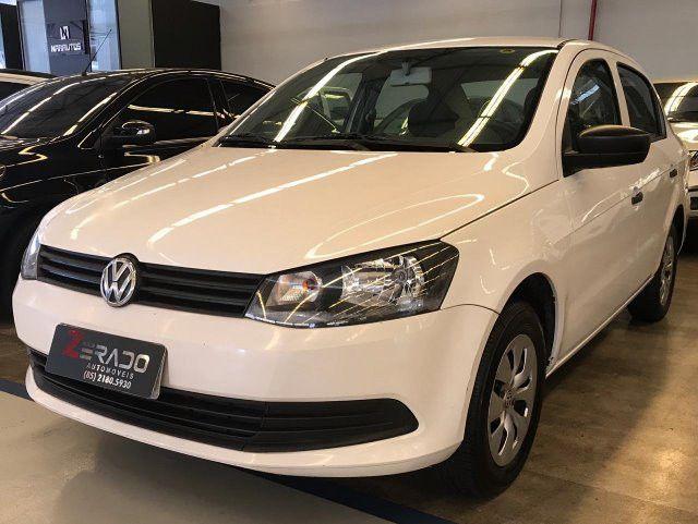 Volkswagen Voyage 1.6 MSI