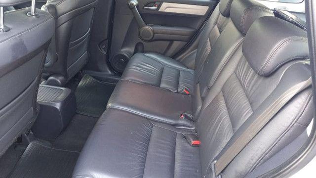 Crv EXL 2.0 4X4 Gasolina Automática + Teto - Foto 2