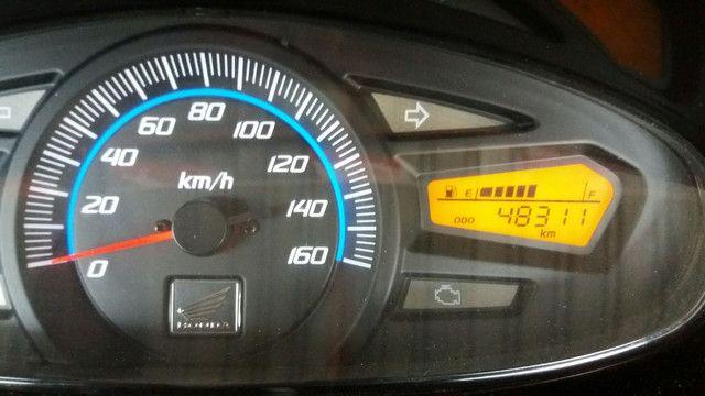 PCX 150, sem entrada 12x850 no cartão de crédito, aceito só moto, só chamar - Foto 5