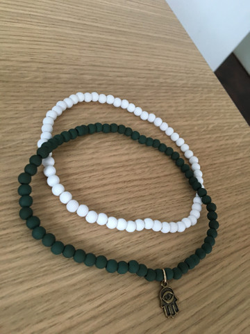 Brincos personalizados, colares, chokers, pulseiras, tornozeleiras e buckets - Foto 5
