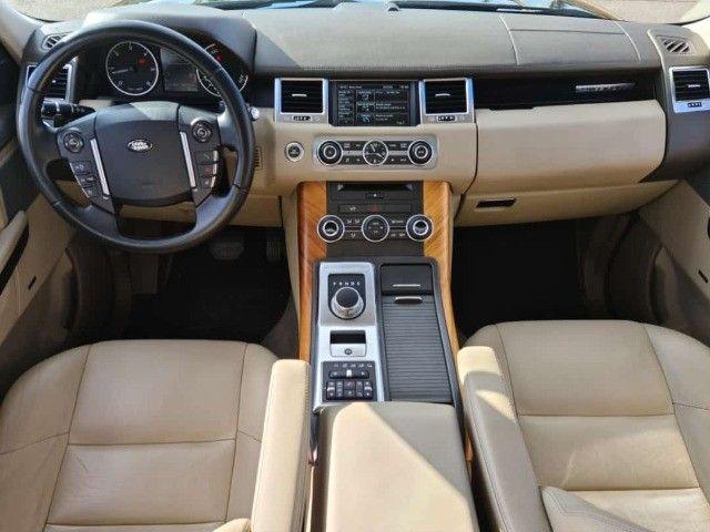 Range Rover Sport SE 3.0 4x4 TDV6 Diesel/ impecável/ revisada/ pneus novos - Foto 7
