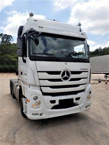 Mercedes Actros 2651 6x4 2020 / 2020<br><br> - Foto 4