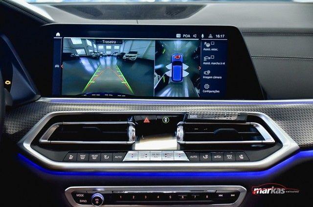 BMW X5 M XDRIVE30D MSPORT 265HP 30 MIL KM UNICO DONO 4P - Foto 19