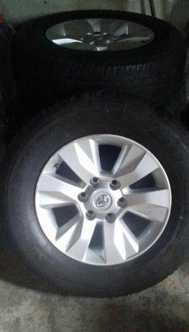 Vendo rodas da hilux  - Foto 5