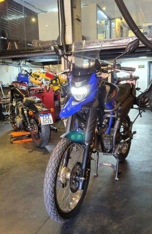 Vende-se está moto xtz250 lander  - Foto 4