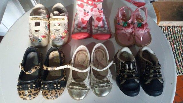 Calçados de meninas - Infantil
