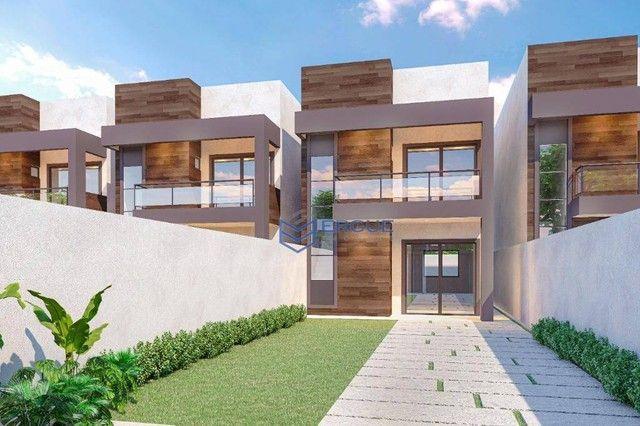 Casa à venda, 100 m² por R$ 289.900,00 - Eusébio - Eusébio/CE - Foto 4
