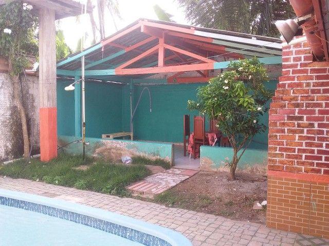 Casa piscina churrasqueira e área coberta pra academia  - Foto 4