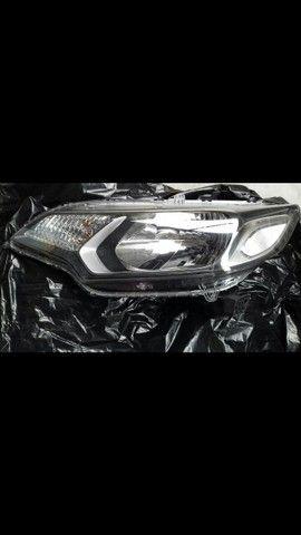 Farol Honda fit modelo novo original zero