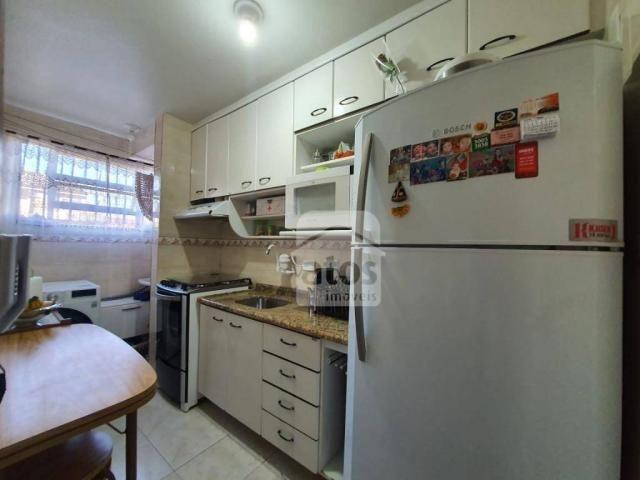 Apartamento com 3 dormitórios à venda, 52 m² por R$ 159.000,00 - Fazendinha - Curitiba/PR - Foto 13