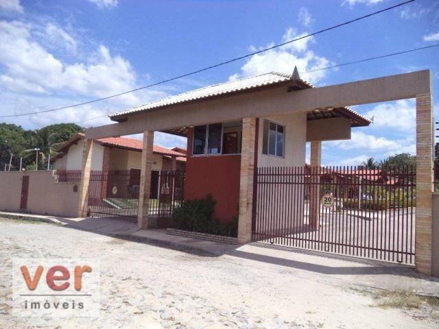 Casa para alugar, 60 m² por R$ 600,00/mês - Itapoã - Caucaia/CE