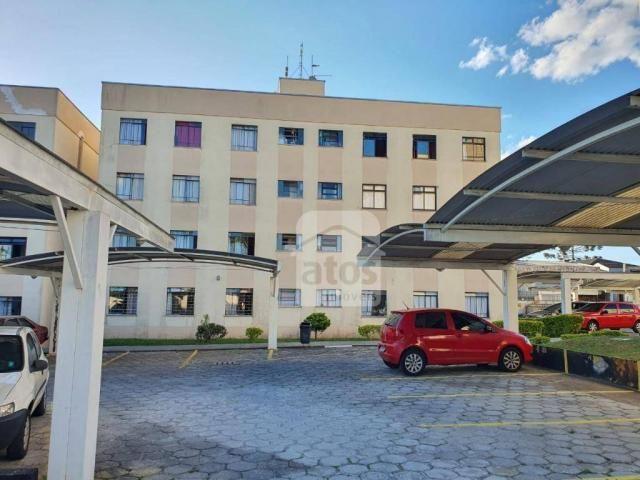 Apartamento com 3 dormitórios à venda, 52 m² por R$ 159.000,00 - Fazendinha - Curitiba/PR - Foto 10