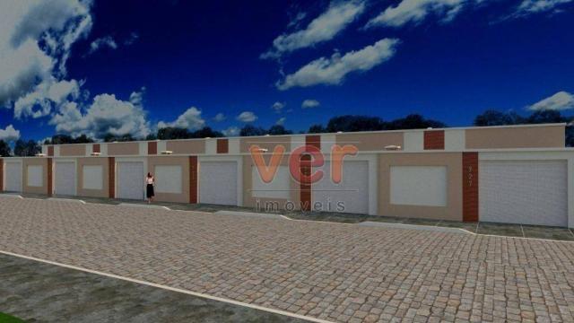 Casa à venda, 85 m² por R$ 160.000,00 - Centro - Itaitinga/CE - Foto 8