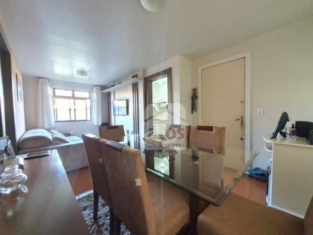Apartamento com 3 dormitórios à venda, 52 m² por R$ 159.000,00 - Fazendinha - Curitiba/PR - Foto 15