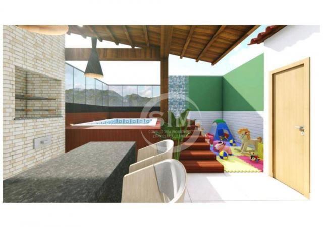Cobertura com 2 dormitórios à venda, 81 m² - Nova São Pedro - São Pedro da Aldeia/RJ - Foto 6