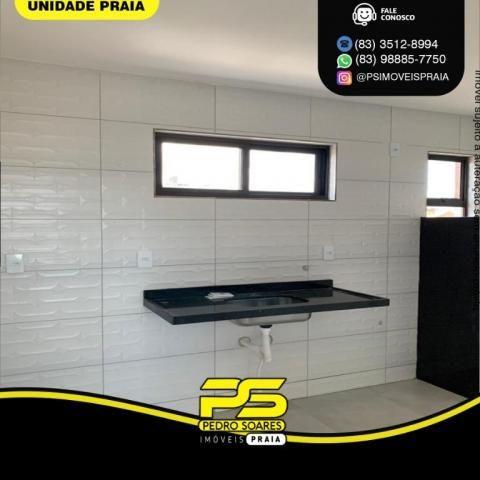 Apartamento com 2 dormitórios à venda, 55 m² por R$ 210.000 - Expedicionários - João Pesso - Foto 3