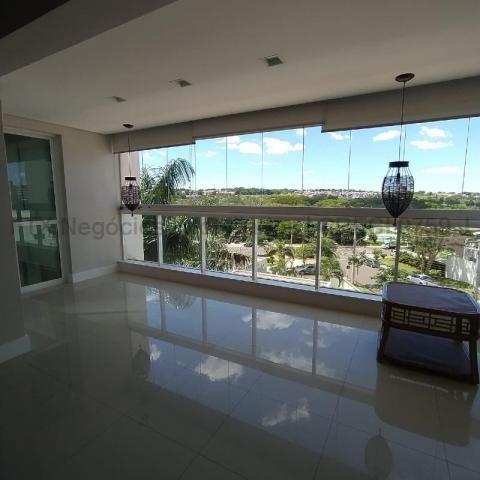 Apartamento à venda, 3 suítes, 5 vagas, Santa Fé - Campo Grande/MS - Foto 14