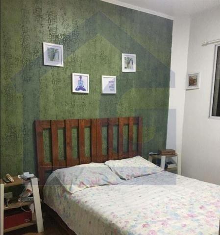 Apartamento à venda com 2 dormitórios em Vila humaitá, Santo andré cod:4107 - Foto 2