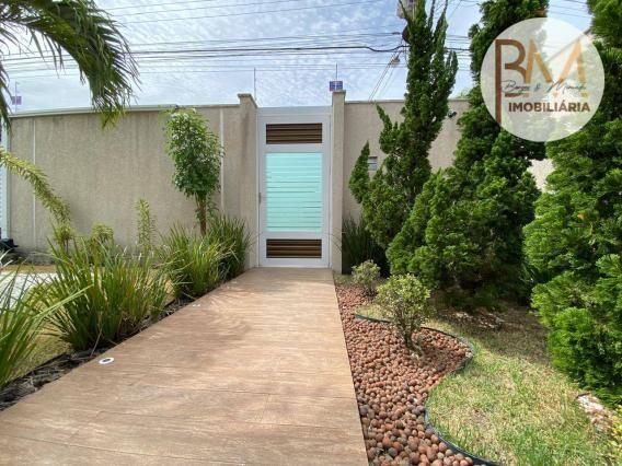 Casa com 4 dormitórios à venda, 180 m² por R$ 850.000,00 - Muchila II - Feira de Santana/B - Foto 5