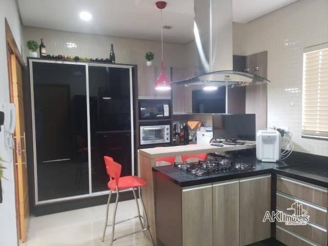 Casa com 3 dormitórios à venda, 288 m² por R$ 1.300.000,00 - Conjunto Century Park - Ciano - Foto 8