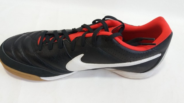 Chuteira Nike  Tiempo Natural IV Ltr ic Futsal