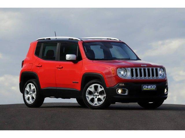 Jeep Renegade LIMITED 1.8 FLEX AUT.
