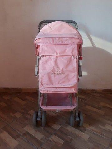 Carrinho de bebê ( menina ) - Foto 3