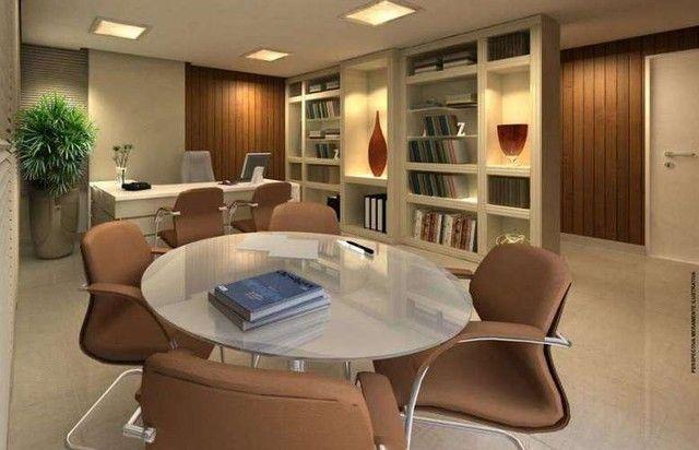 Torreão Executive Plaza - Salas de 27 a 29m² - 1 banheiro - Campo Grande, Recife - PE
