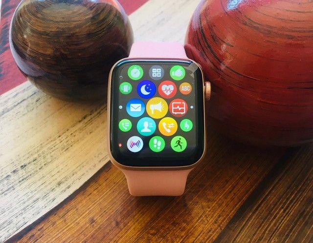 OFERTA Smartwatch iwo W26 tela infinita