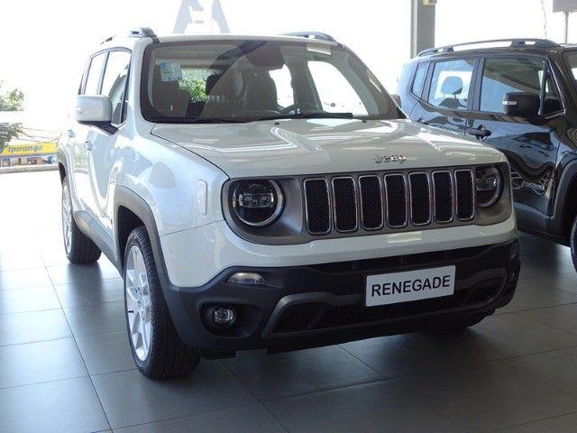 Jeep Renegade Limited 1.8 Automático 0Km - Foto 3