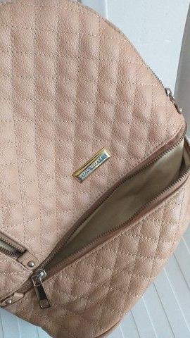 Bolsa mochila cavezzale  30 reais  - Foto 4