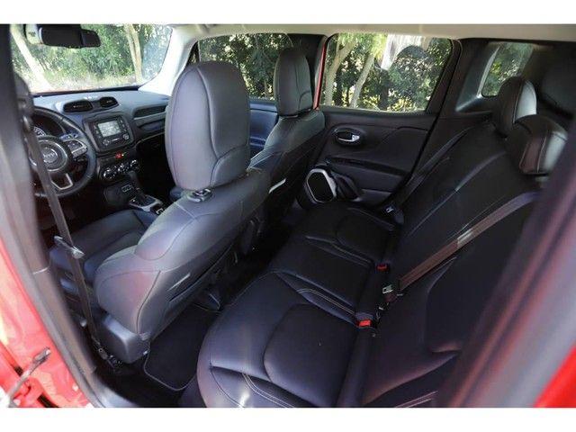 Jeep Renegade LIMITED 1.8 FLEX AUT. - Foto 8