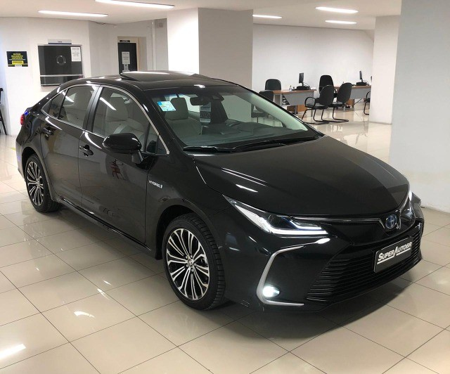 Imperdível!!! Toyota Corolla Altis Premium Hybrid 1.8AT 2021 com apenas 6 mil km! - Foto 6