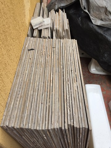 Porcelanato retificado de 60x60cm - 32 peças  - Foto 5