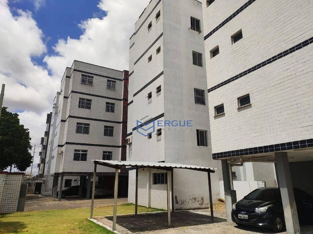 Apartamento com 3 dormitórios à venda, 75 m² por R$ 190.000 - Benfica - Fortaleza/CE - Foto 5