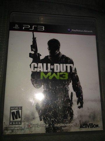 Jogo de Ps3 Call of Duty MW3 - Foto 2