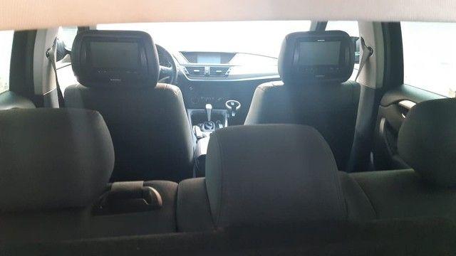 BMW X1  18i  2012  TOP DE LINHA RARIDADE - Foto 13