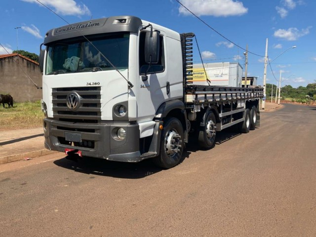 Caminhão 24280 a venda - Foto 2