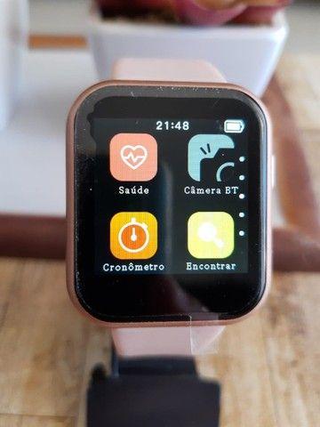 Relógio Smartwatch D20 Plus / Y68 Plus - Lançamento 2021 - Foto 5