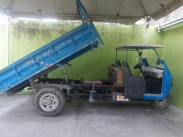 "Caminhão tuk tuk ""BURRINHA"" GURGEL - Foto 3"
