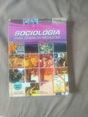 Filosofando, Sociologia em movimento e Sociologia para jovens do século XXI - Foto 4