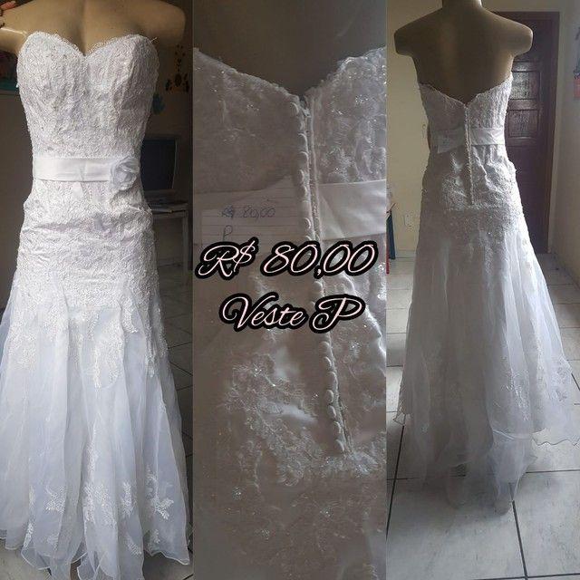 Vestidos de noiva seminovos  - Foto 3