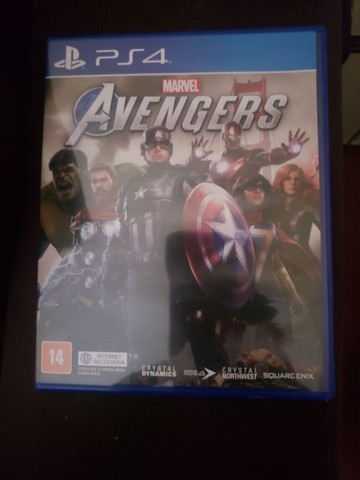 Vendo Marvel Avengers