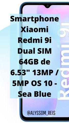 Smartphone Xiaomi Redmi 9i novo na caixa ! - Foto 2