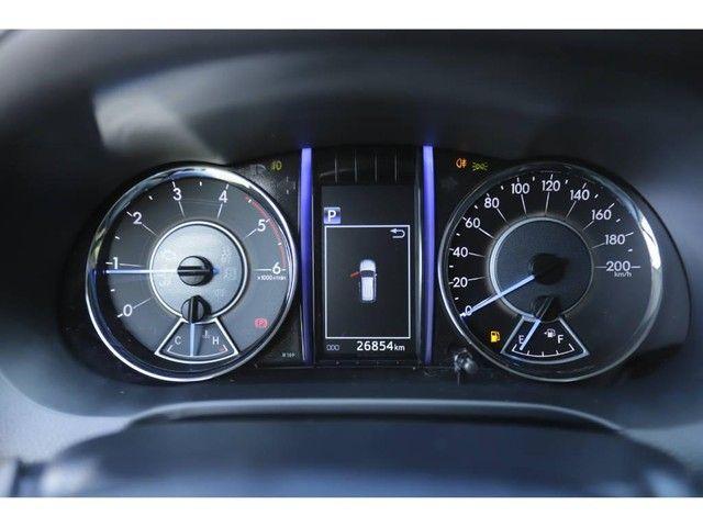 Toyota Hilux SW4 SRX 2.8 4X4 TB DIESEL AUT - 5 LUGARES - Foto 14