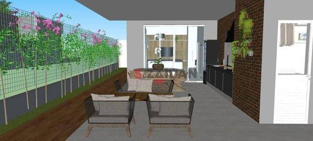 Casa com 3 dormitórios à venda, 180 m² por R$ 1.055.000,00 - Residencial Villa D?Aquila -  - Foto 11