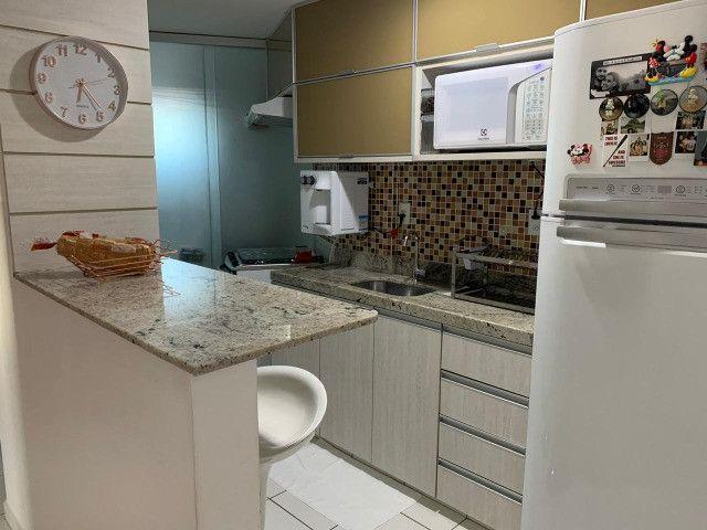 Apartamento no Geisel, 02 quartos - Móveis Projetados - Foto 4